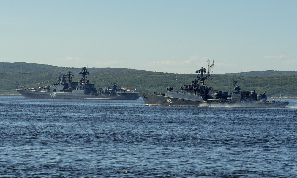 Dry-Dock Breakdown Complicates Kremlin's Naval Plans