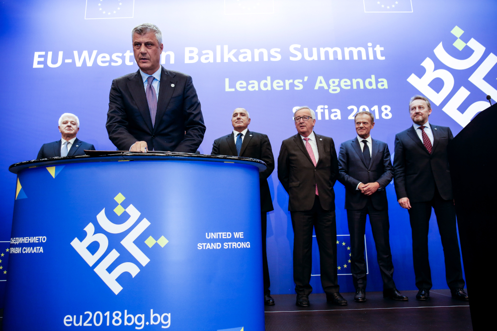 Western Balkans between China, Russia, EU and Turkey
