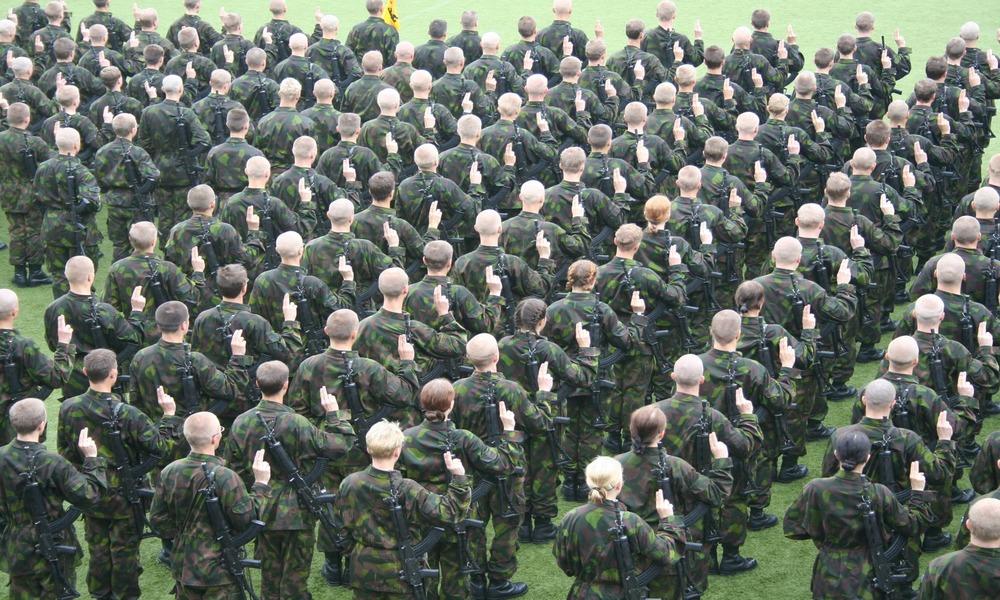 Fińskie MON sceptycznie o Armii Europejskiej