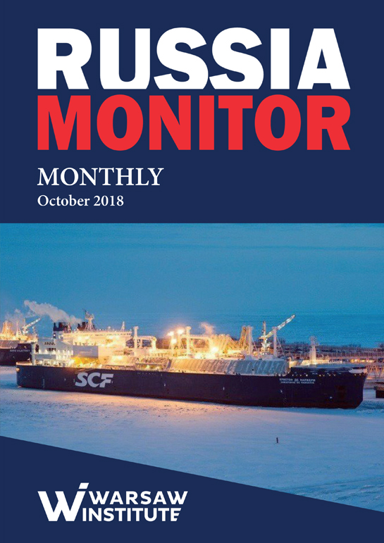 RUSSIA MONITOR MONTHLY 10/2018