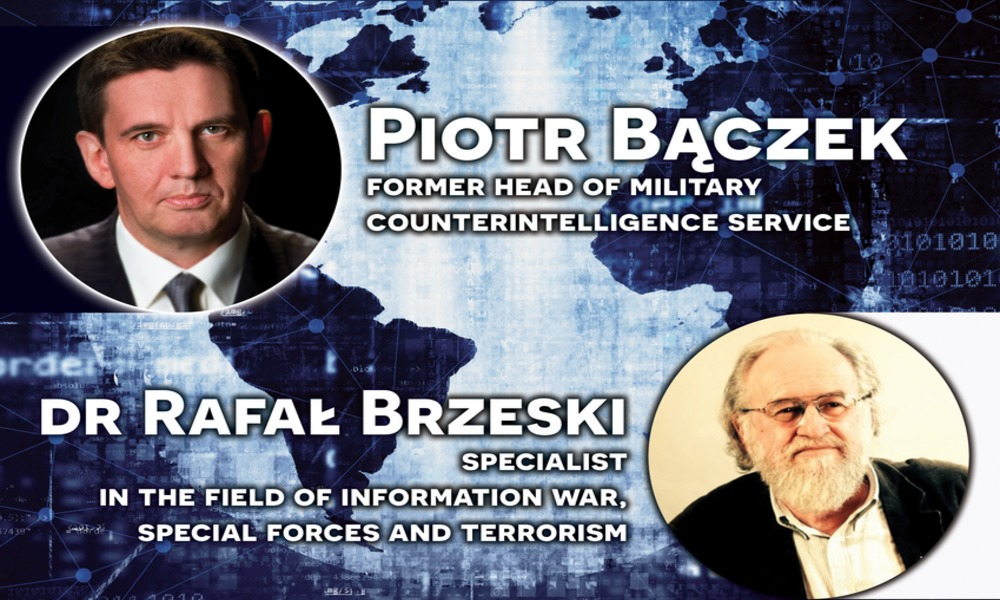 Discussion Panel – Information War and Special Forces