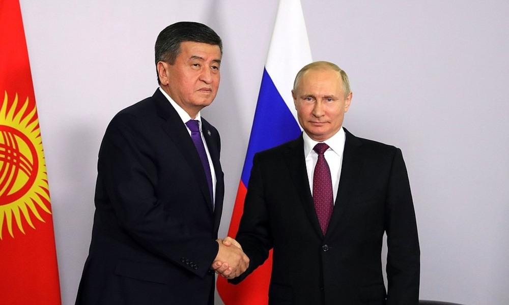 Kolejne bazy rosyjskie w Azji Centralnej?