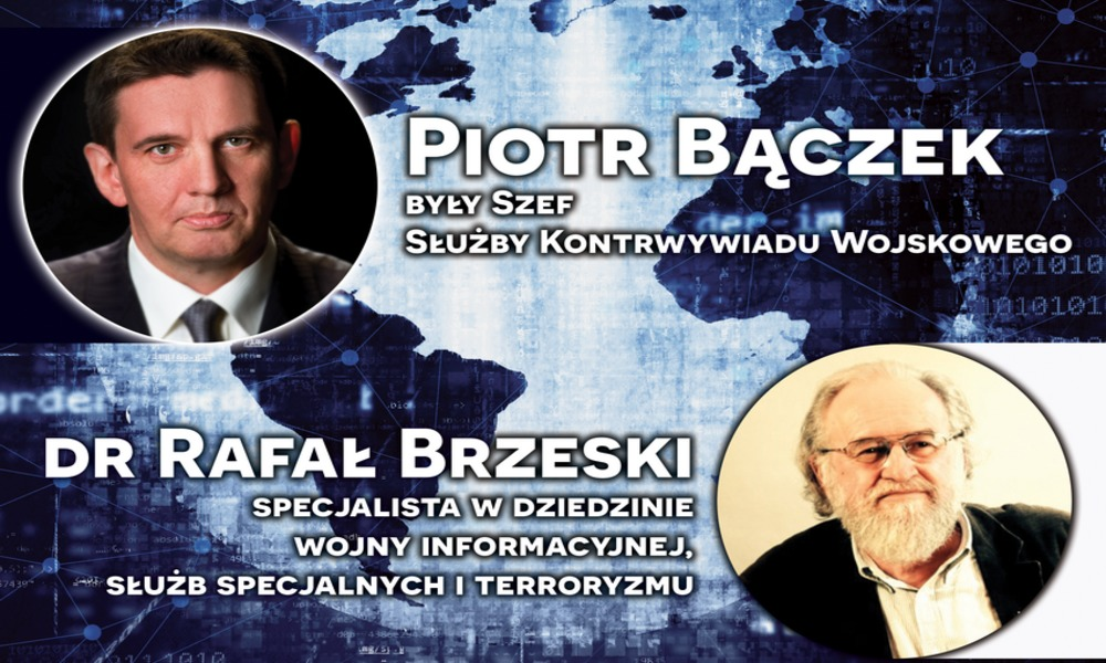 Panel dyskusyjny – Wojna informacyjna a służby specjalne