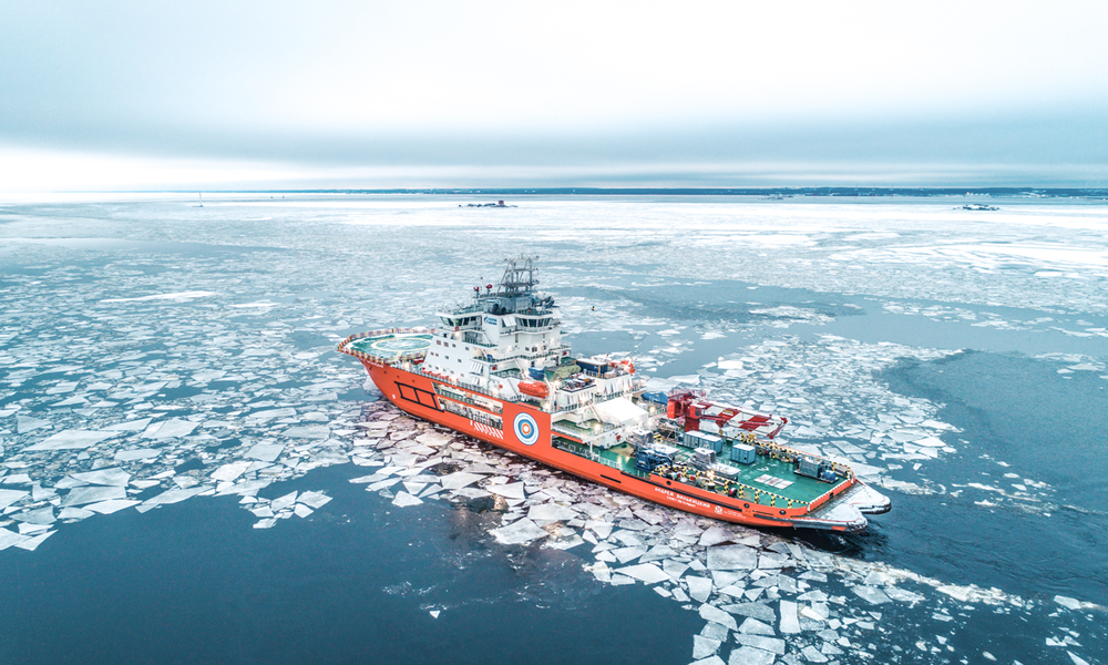 Gazprom Neft's Expansion to the Arctic