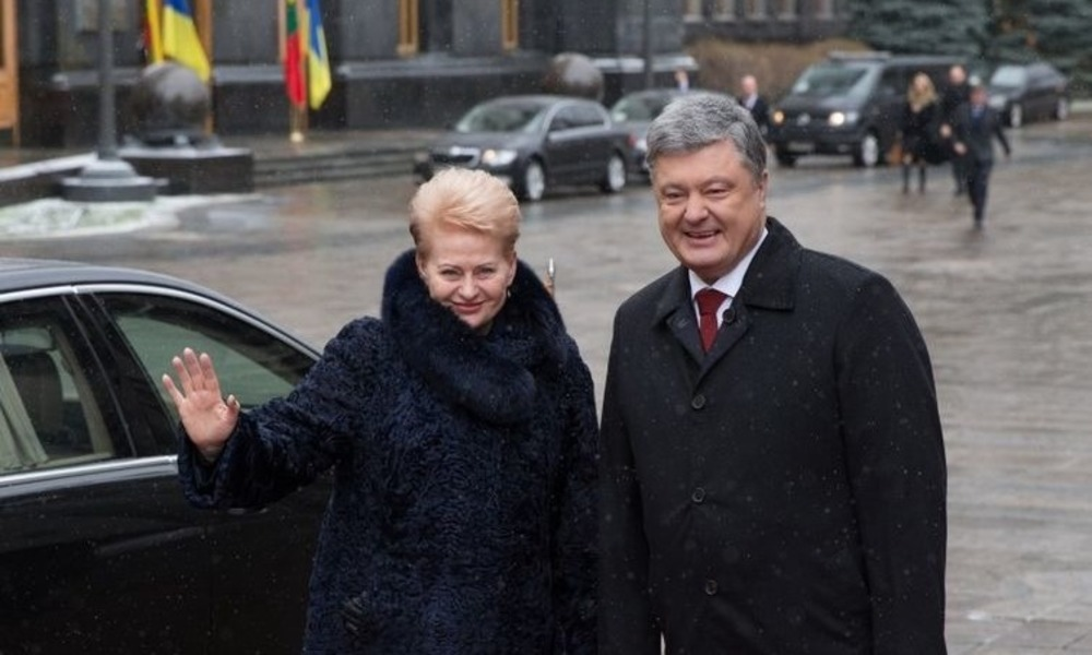 Lithuania – Ukraine: Presidential Summit in Kiev