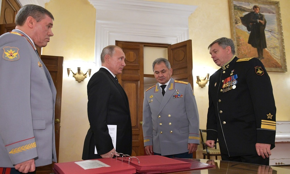 Russia's GRU: New Chief, Same Goals