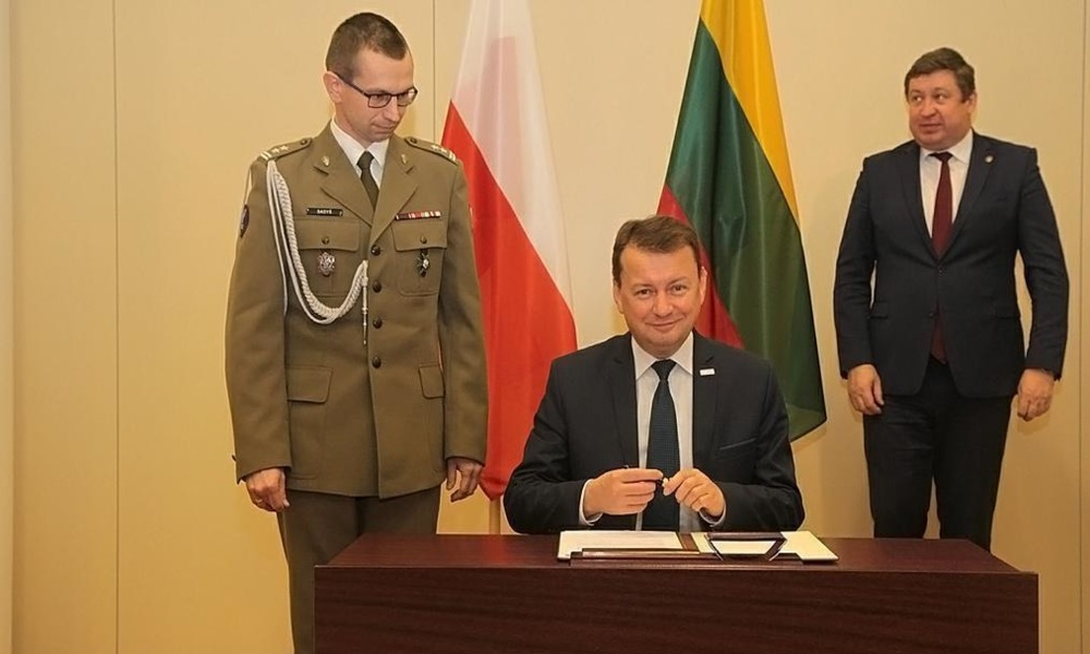 Poland Joins the Lithuanian Project within PESCO