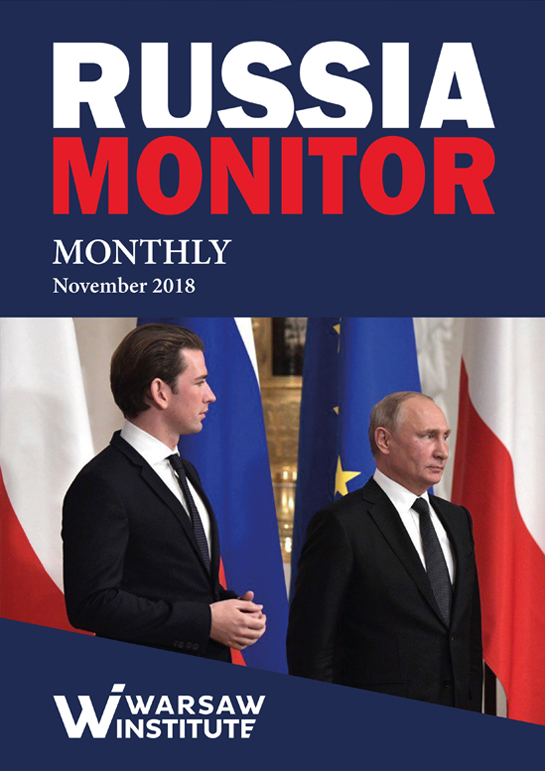 RUSSIA MONITOR MONTHLY 11/2018