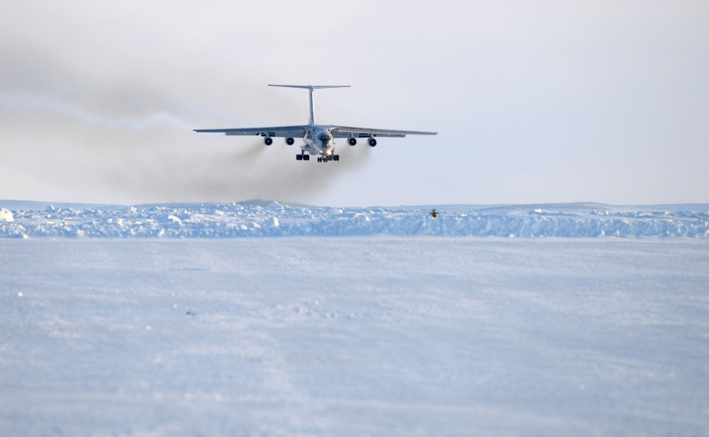 Rosja wobec Arktyki