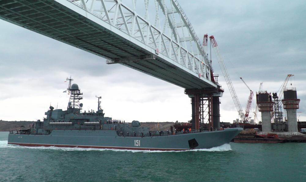 Russia's Strategic Considerations on the Sea of Azov