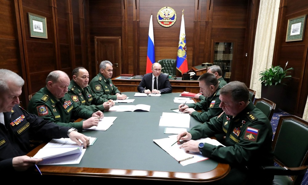 Speculations Over Russia's New General Staff Chief