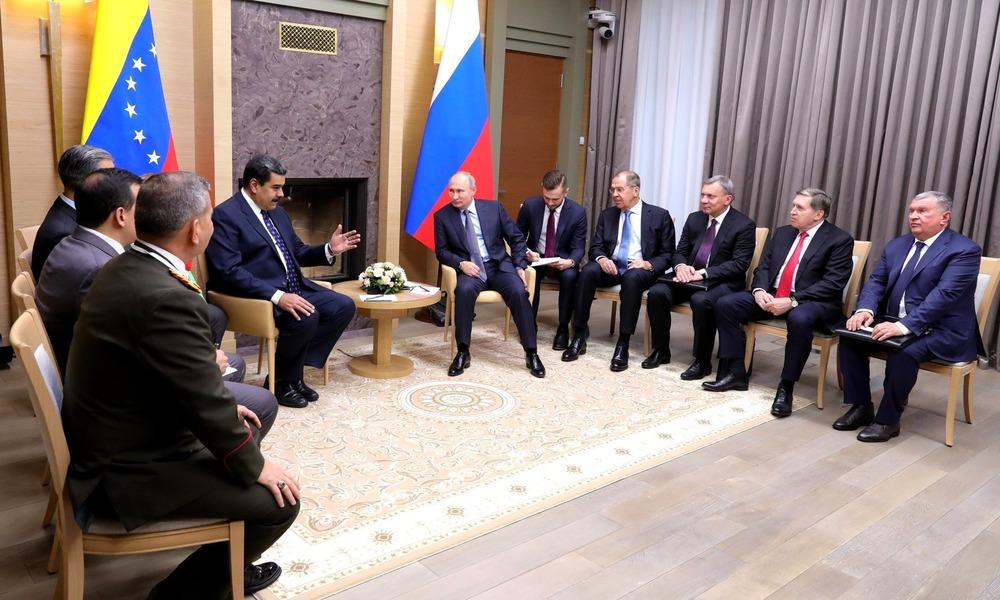 Rosyjska pomoc dla Wenezueli