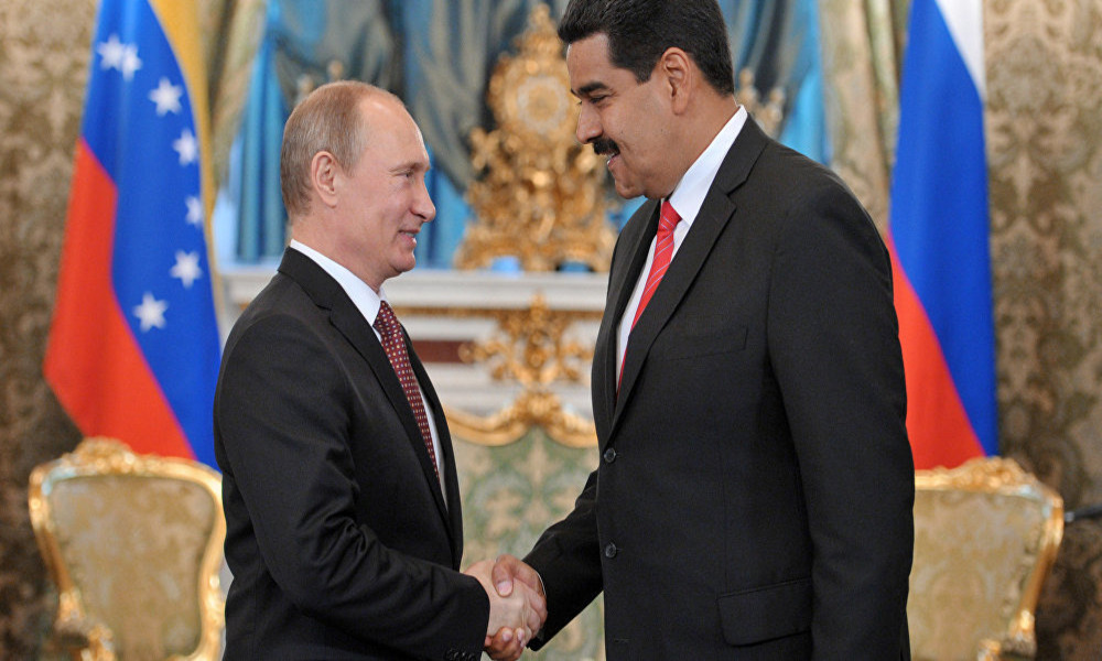 Russia Helps Venezuela Alleviate the Crisis