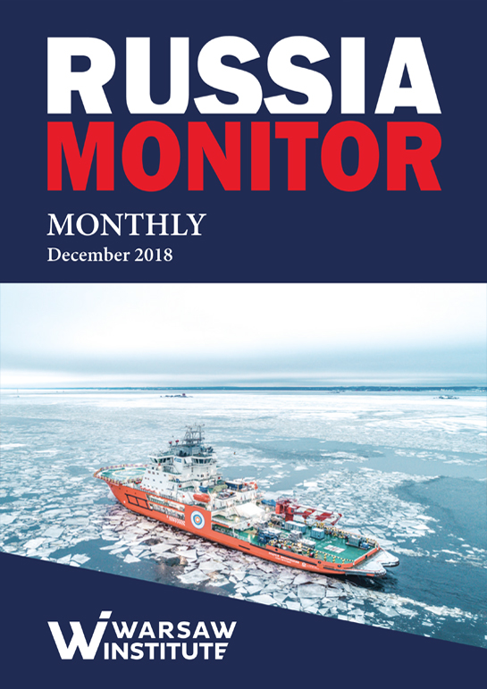 RUSSIA MONITOR MONTHLY 12/2018