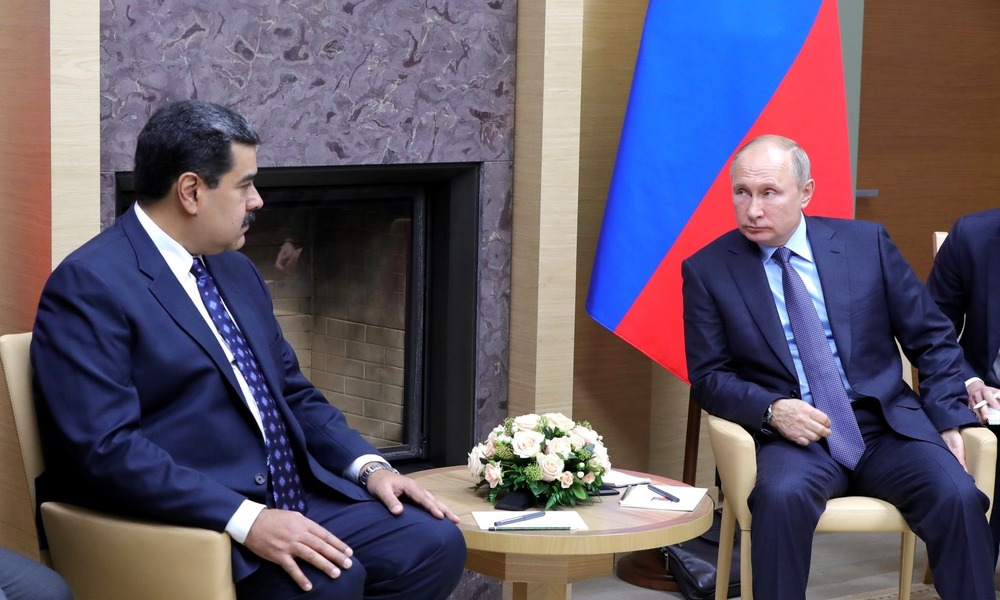 Did Moscow Send Mercenaries to Support Maduro?