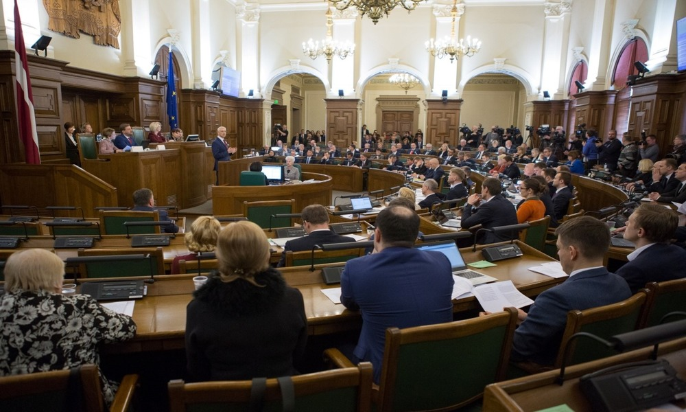 The End of the Crisis, Latvia Finally Has a New Government
