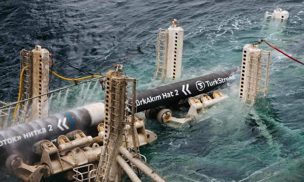 Gazprom pewny swej pozycji w Europie