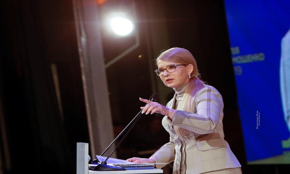 Nowe sondaże, Tymoszenko w opałach