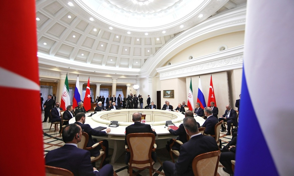 Putin vs. Erdogan. Szczyt w Soczi