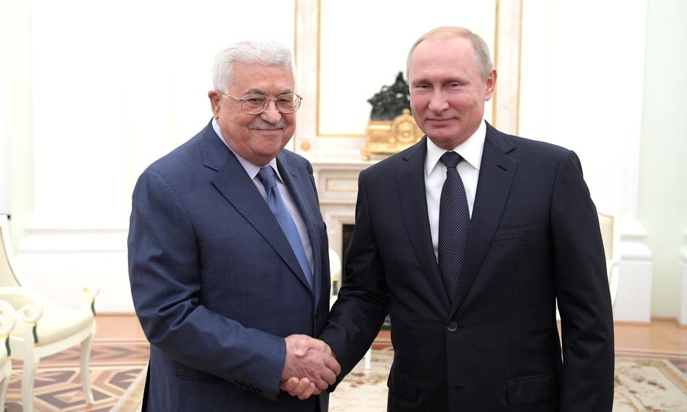 Russia Offers to Mediate between Hamas, Fatah and Israel
