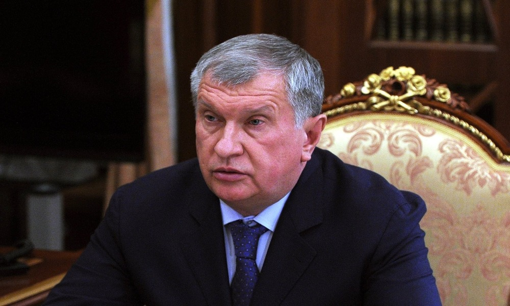 Sechin Wants Further Reliefs for Russia's Largest Oil Field