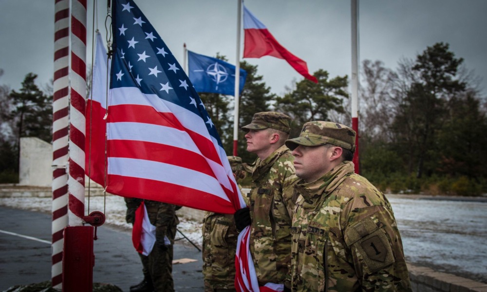 Stała Baza Wojskowa USA w Polsce