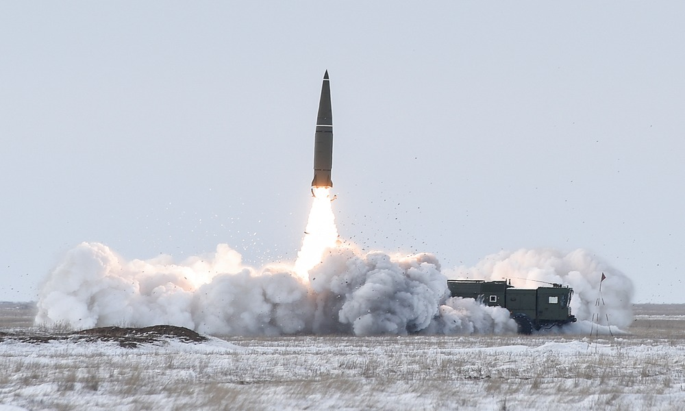 U.S. Withdrawal from the INF Treaty is Russia's Defeat