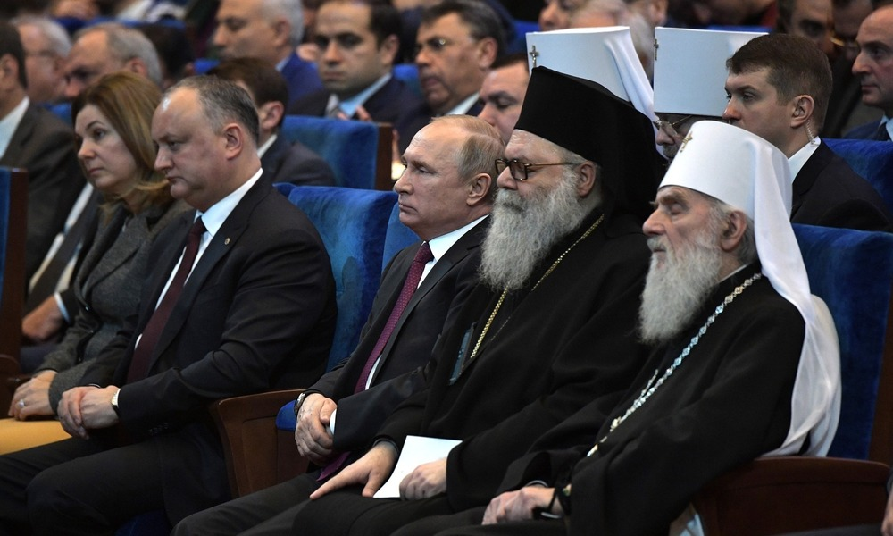 Ukraine vs Russia: Religion as a Weapon