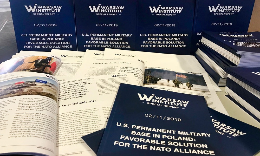 Report on the Permanent US Base in Poland Reached the American Congress.