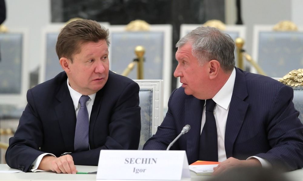 Heavily Indebted Rosneft Hopes for New Gas Opportunities