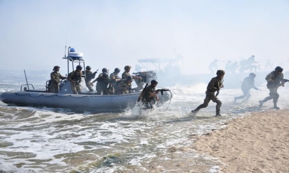 Morskie priorytety. USA i NATO wspierają Ukrainę