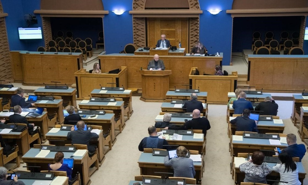 Elections in Estonia: The Left And Liberals Among Favourites