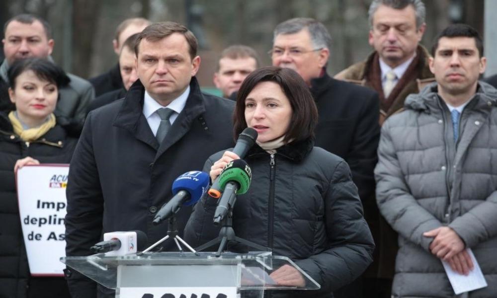 ACUM chce odrzucić głosy z naddniestrzańskich komisji
