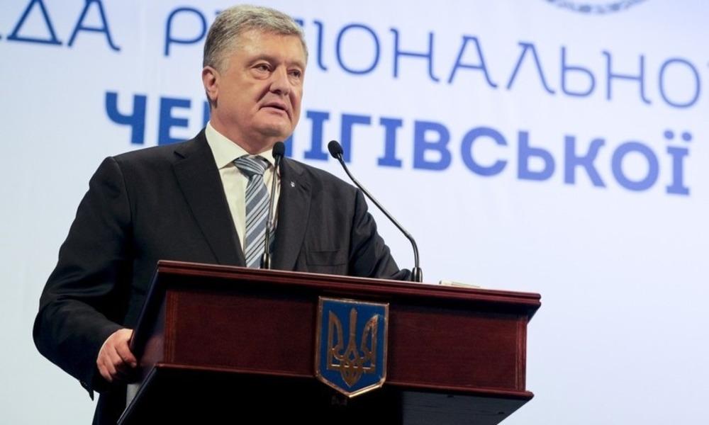 Wojna Poroszenki z Tymoszenko – korzysta Zełenski