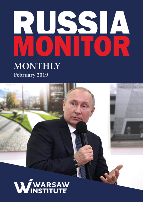 RUSSIA MONITOR MONTHLY 02/2019