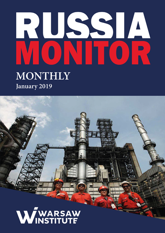 RUSSIA MONITOR MONTHLY 01/2019