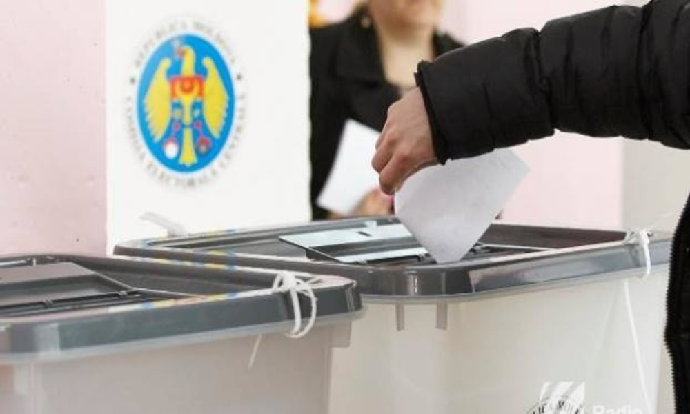 Referendum And Elections. Double Voting in Moldova