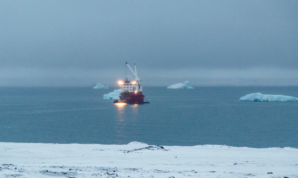 Rosja zamyka Północny Szlak Morski