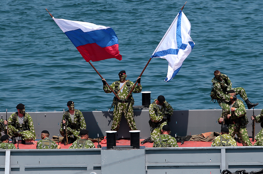 Mare Nostrum Strategy: Russian Military Activity in the Black Sea