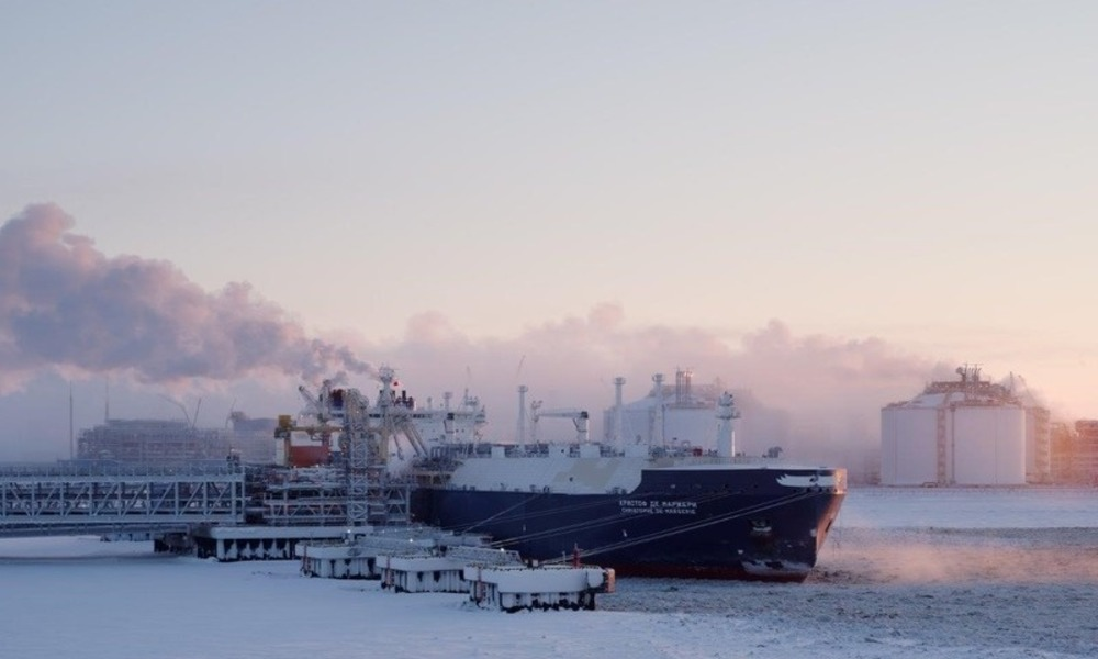U.S.-Sourced LNG Gives Gazprom Sleepless Nights