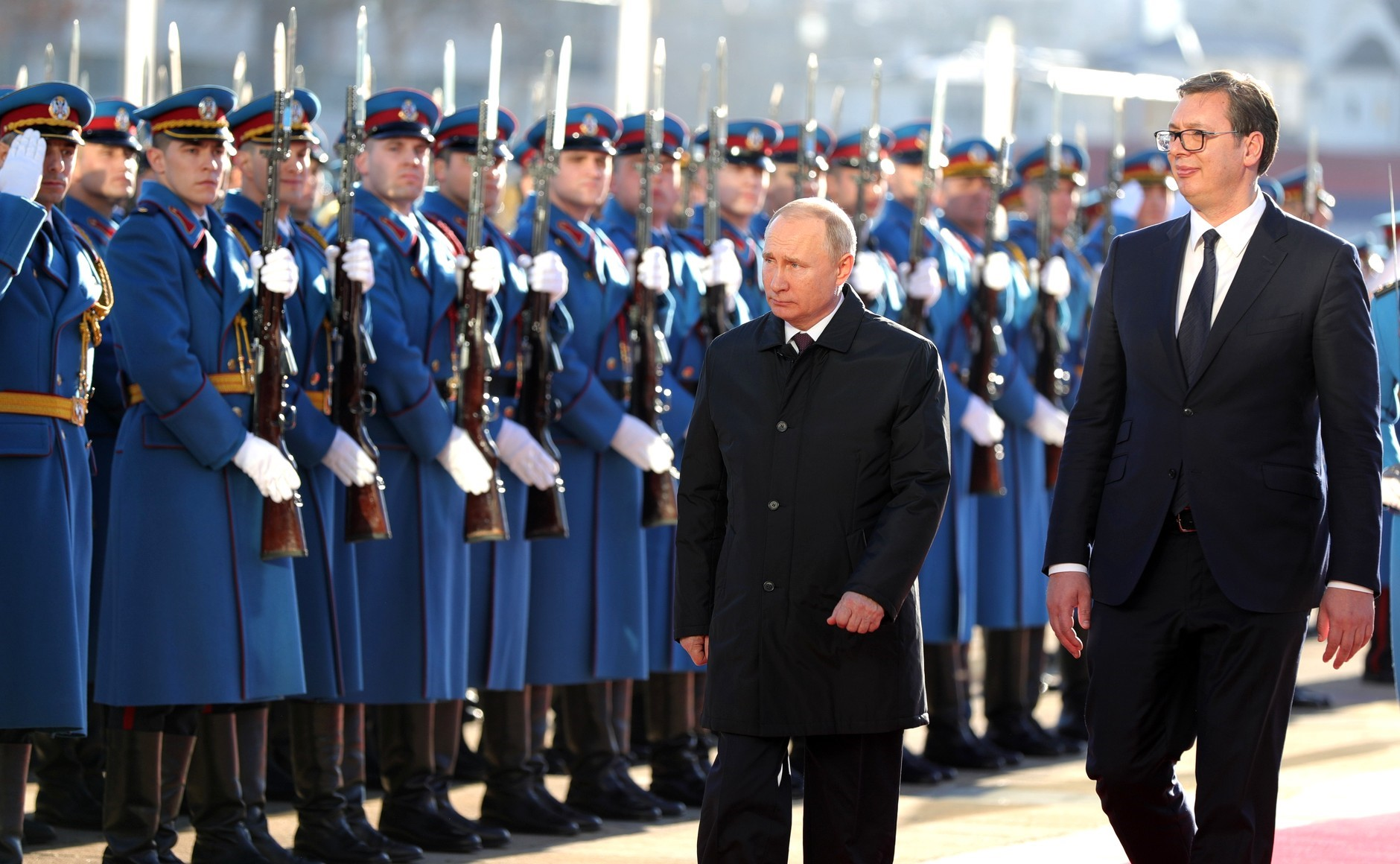 Russia's Hybrid Warfare in the Western Balkans