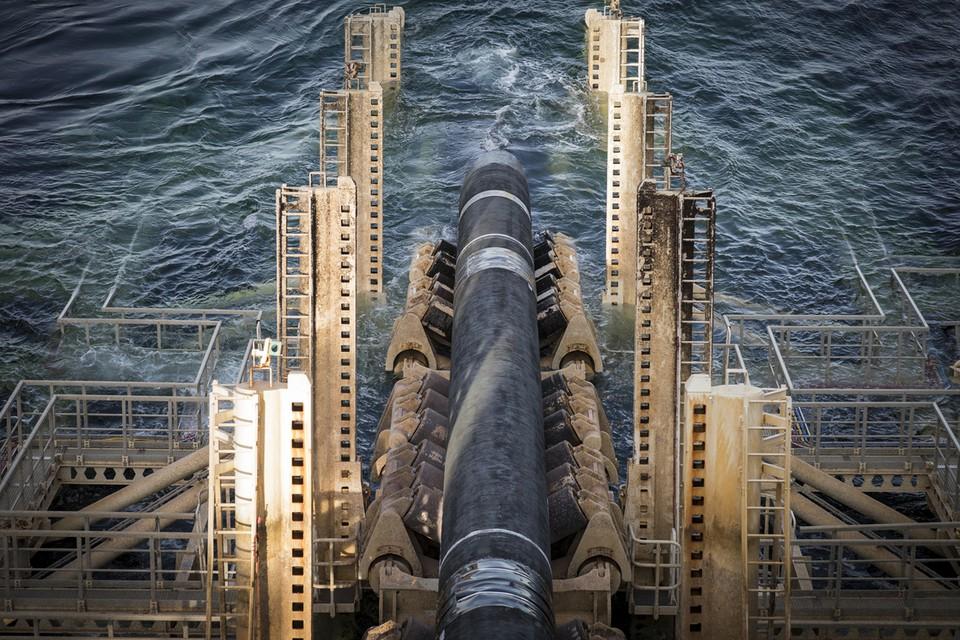 Russian-German Gas Pipeline, U.S. Threats
