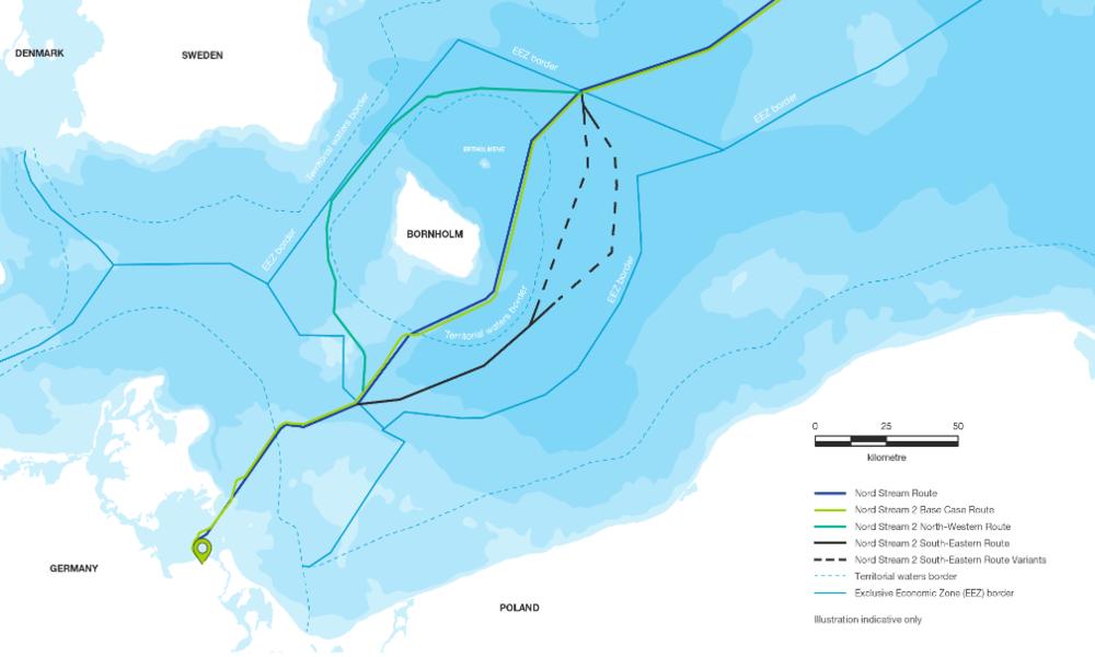 Dania pomaga Ukrainie. Nord Stream 2 a tranzyt rosyjskiego gazu