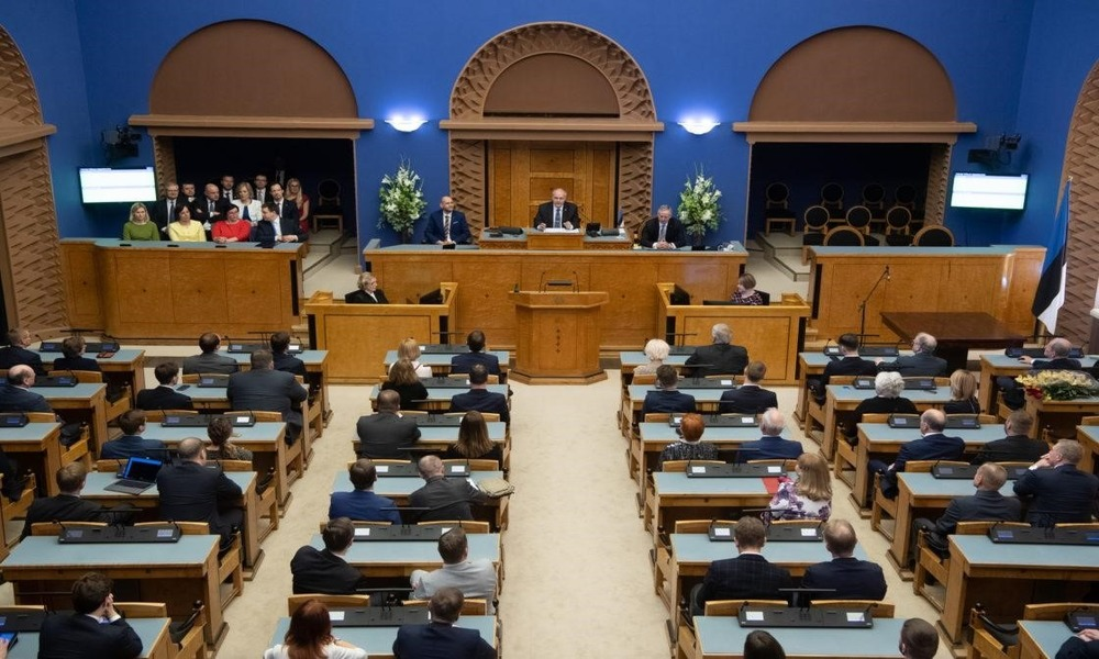 Estonia: Minority Government or Exotic Coalition?