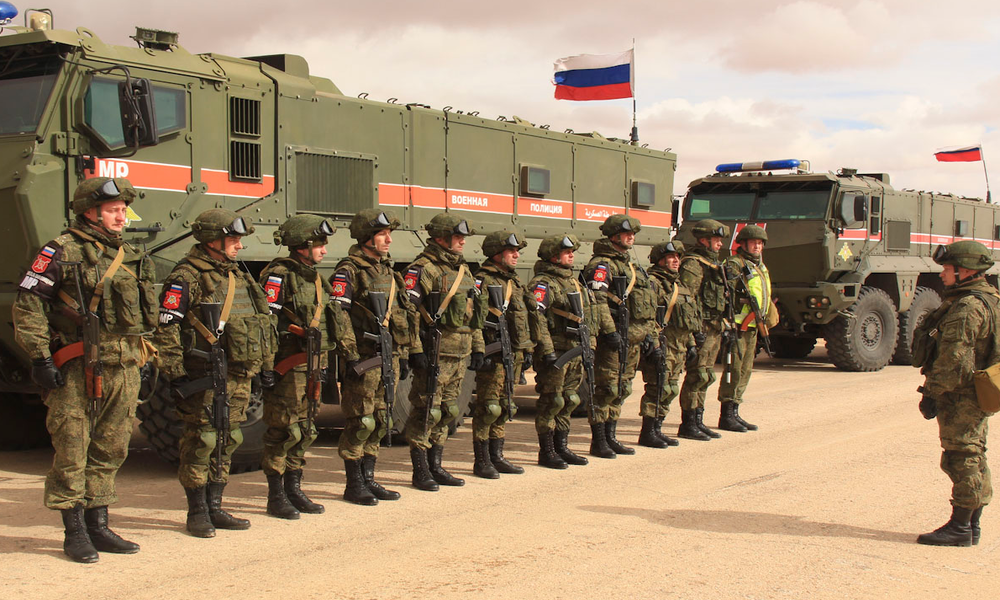 Russian-Syrian Talks: Moscow Strengthens Military Presence in Syria