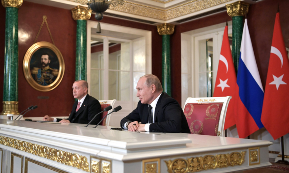 Putin-Erdogan Meeting: Turkey Shifts Towards Russia
