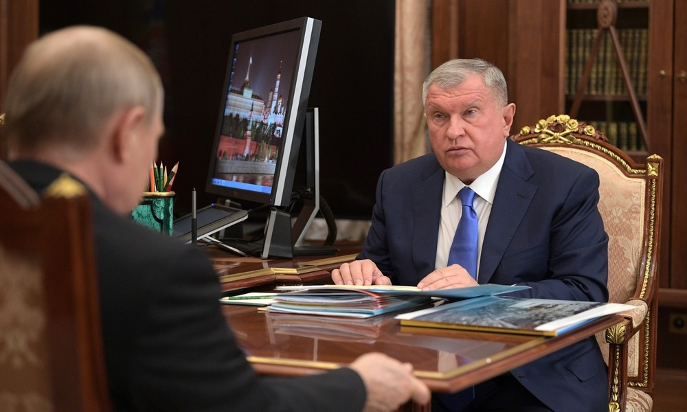 Rosneft's Sechin Makes Promises for the Arctic