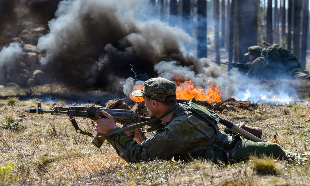 Rosja wzmacnia zachodnią flankę