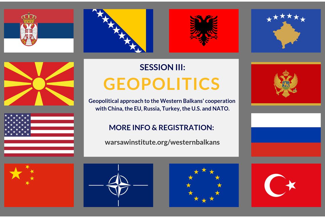 western balkans geopolitics panel 3 warsaw institute conference small2