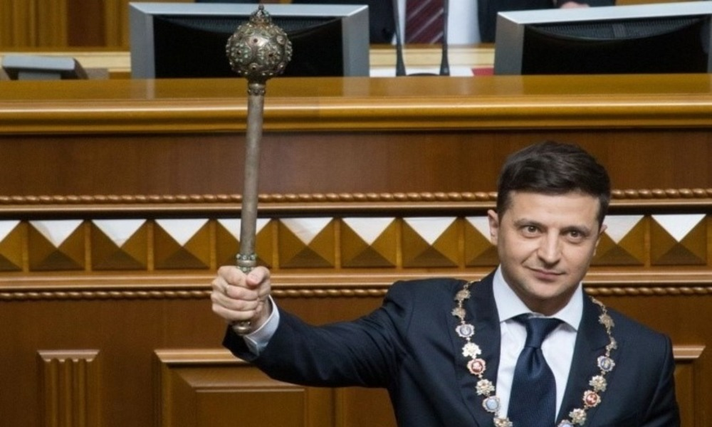 Inauguration of Zelensky. Concessions in Donbas?